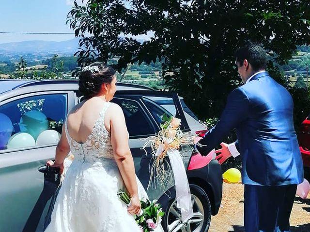 La boda de Carlos y Sandra en Barbadelo, Lugo 1