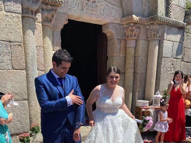 La boda de Carlos y Sandra en Barbadelo, Lugo 12