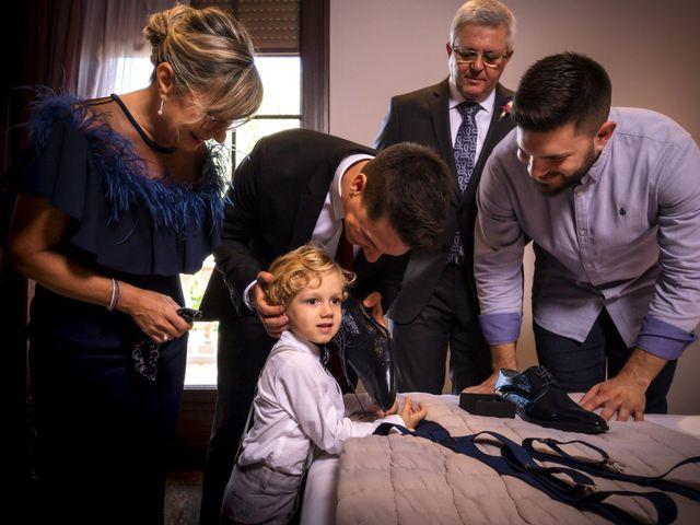 La boda de Marc y Meritxell en Bellvis, Lleida 3