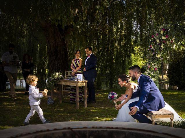 La boda de Marc y Meritxell en Bellvis, Lleida 14