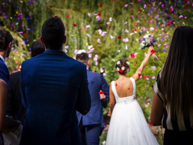 La boda de Marc y Meritxell en Bellvis, Lleida 15