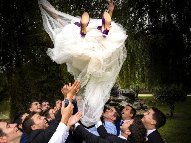 La boda de Marc y Meritxell en Bellvis, Lleida 16