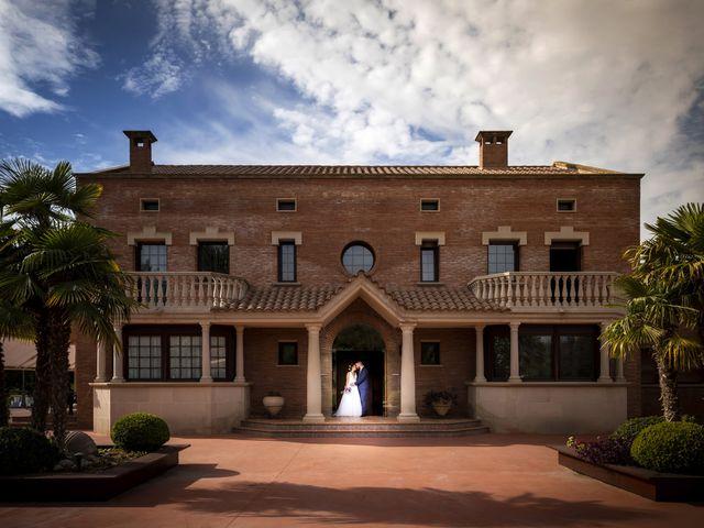La boda de Marc y Meritxell en Bellvis, Lleida 19