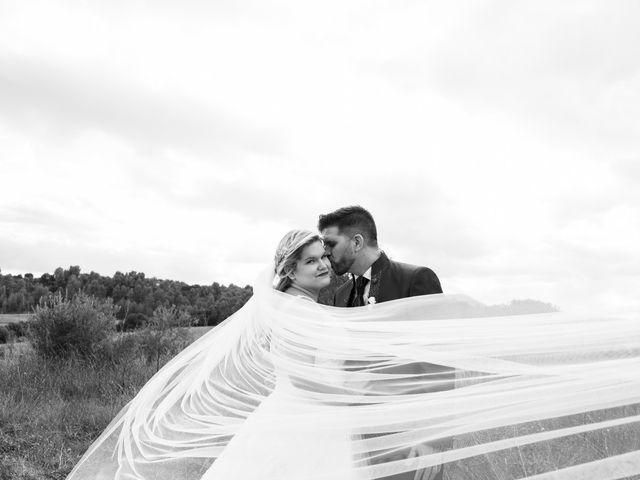 La boda de Miguel y Nuria