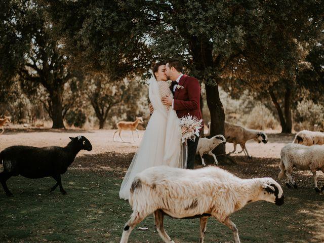 La boda de Richi y Laura en Collado Villalba, Madrid 1