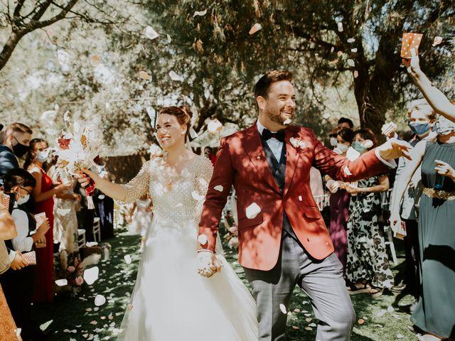 La boda de Richi y Laura en Collado Villalba, Madrid 2