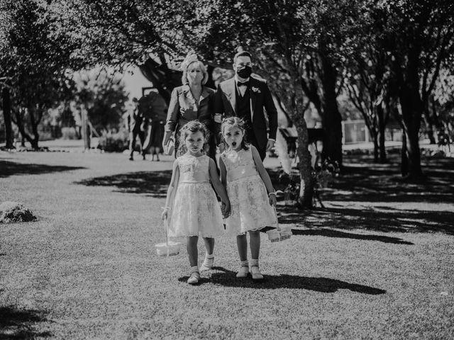 La boda de Richi y Laura en Collado Villalba, Madrid 37
