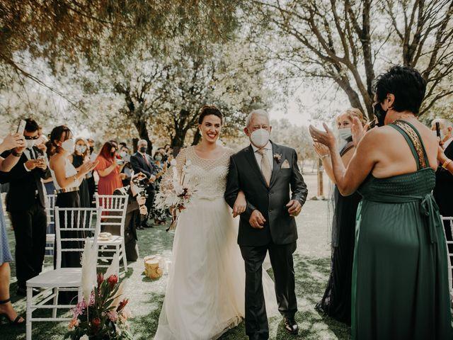 La boda de Richi y Laura en Collado Villalba, Madrid 38