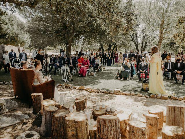 La boda de Richi y Laura en Collado Villalba, Madrid 42