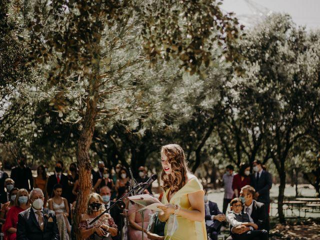 La boda de Richi y Laura en Collado Villalba, Madrid 50