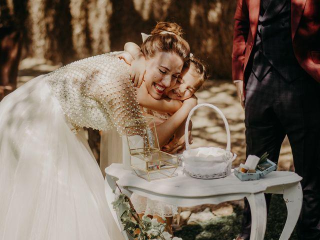 La boda de Richi y Laura en Collado Villalba, Madrid 51