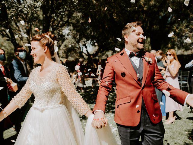 La boda de Richi y Laura en Collado Villalba, Madrid 58