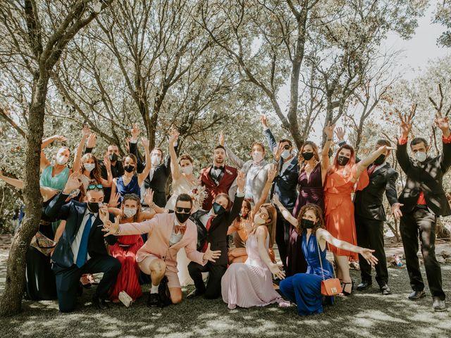 La boda de Richi y Laura en Collado Villalba, Madrid 60