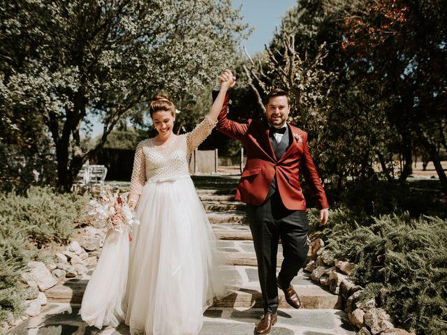 La boda de Richi y Laura en Collado Villalba, Madrid 78