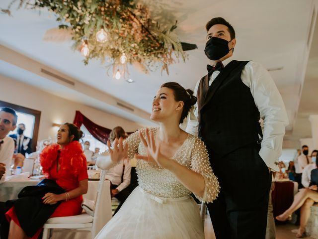 La boda de Richi y Laura en Collado Villalba, Madrid 84