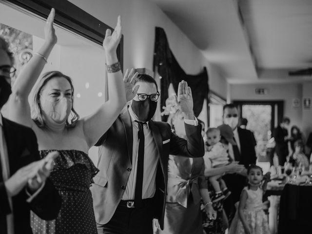La boda de Richi y Laura en Collado Villalba, Madrid 85