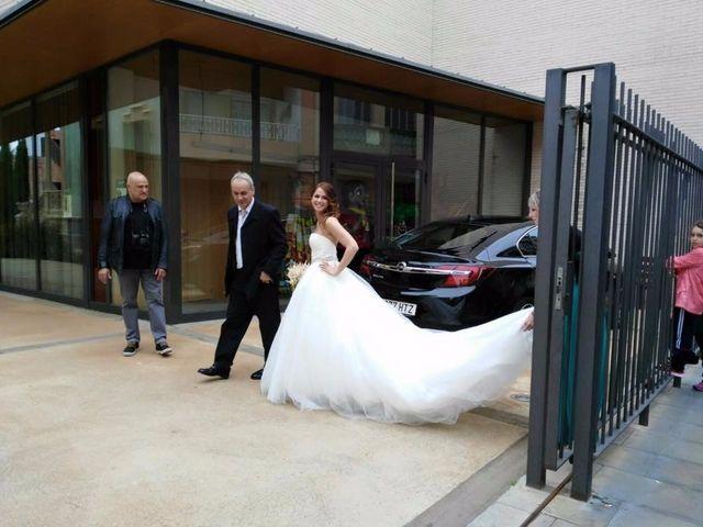 La boda de Enric  y Alba  en Malgrat De Mar, Barcelona 1