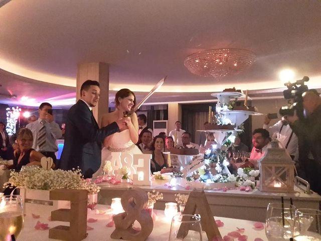 La boda de Enric  y Alba  en Malgrat De Mar, Barcelona 14