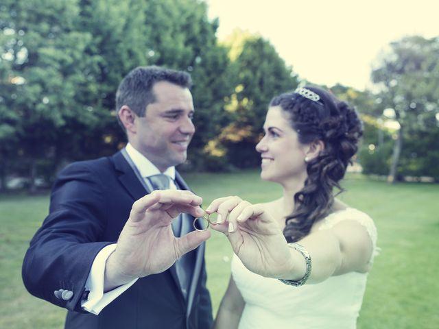 La boda de Carmen y Toni
