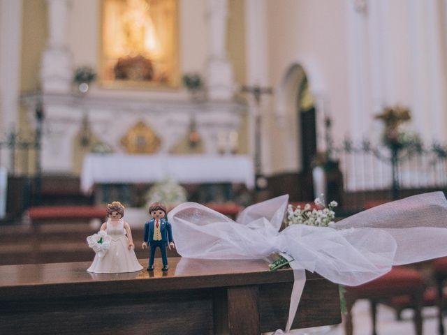 La boda de Jon y Elena en Málaga, Málaga 13