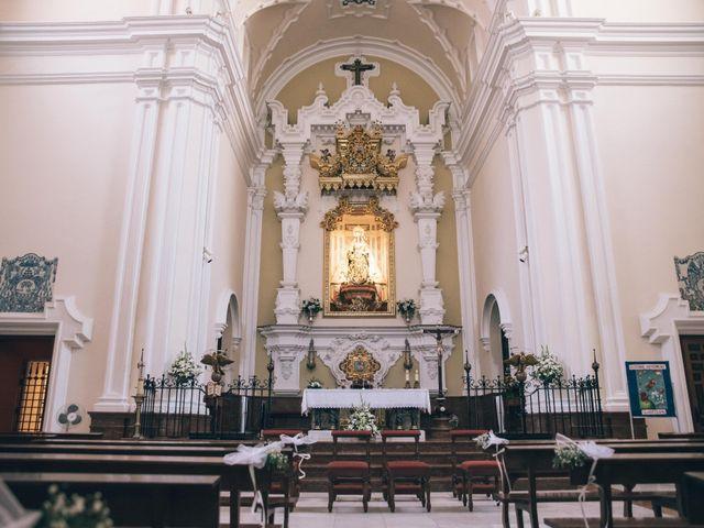 La boda de Jon y Elena en Málaga, Málaga 14