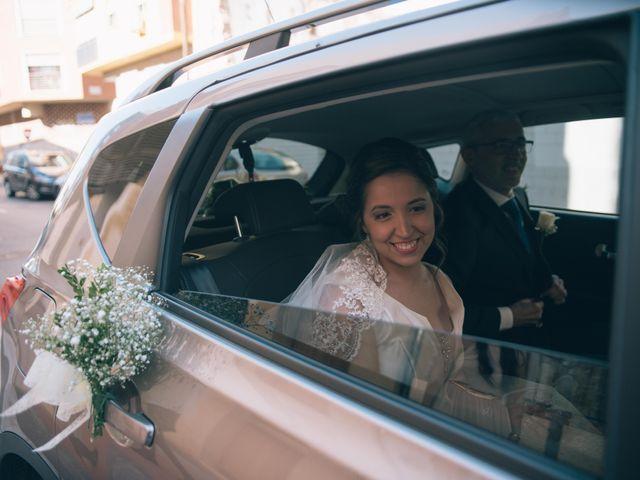La boda de Jon y Elena en Málaga, Málaga 16