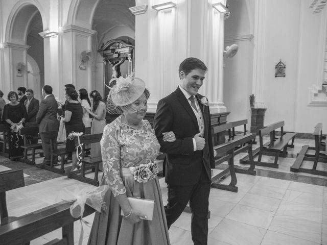 La boda de Jon y Elena en Málaga, Málaga 17
