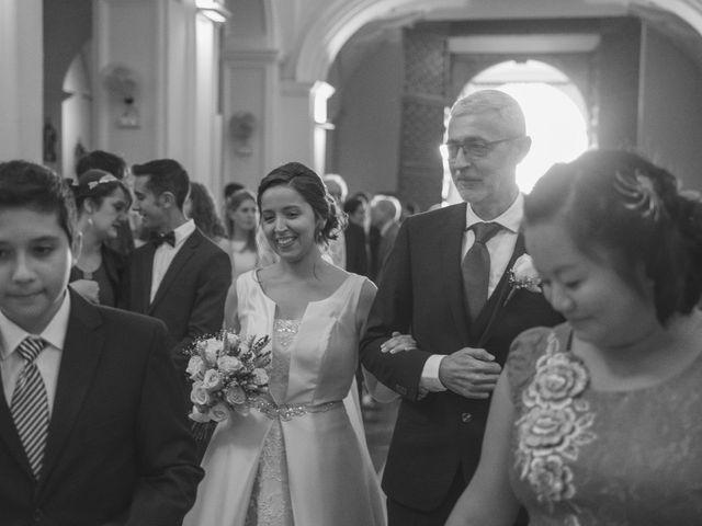 La boda de Jon y Elena en Málaga, Málaga 19