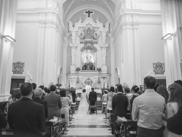 La boda de Jon y Elena en Málaga, Málaga 20