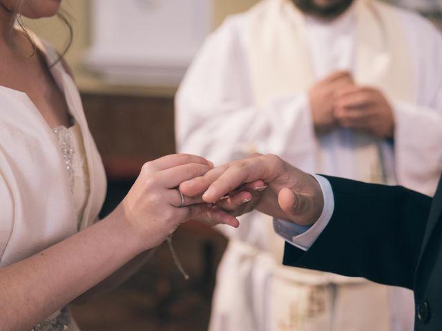 La boda de Jon y Elena en Málaga, Málaga 23