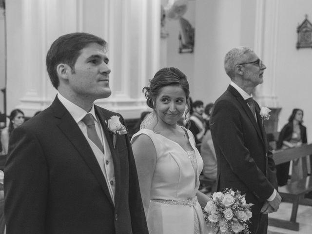 La boda de Jon y Elena en Málaga, Málaga 24