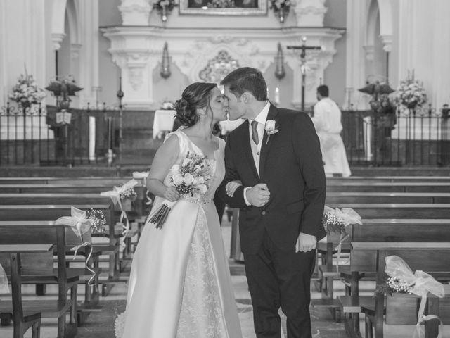 La boda de Jon y Elena en Málaga, Málaga 25