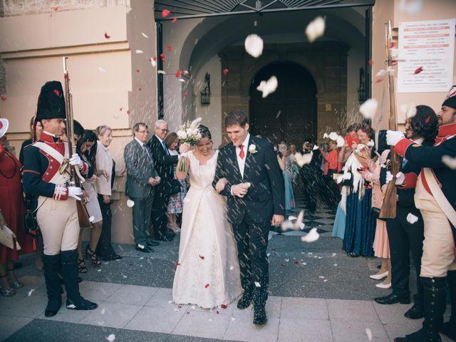La boda de Jon y Elena en Málaga, Málaga 26