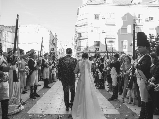 La boda de Jon y Elena en Málaga, Málaga 27