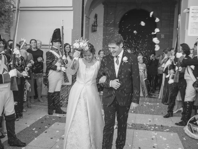 La boda de Jon y Elena en Málaga, Málaga 28