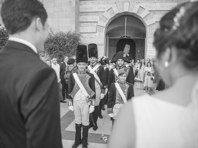 La boda de Jon y Elena en Málaga, Málaga 29
