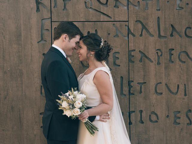 La boda de Jon y Elena en Málaga, Málaga 31