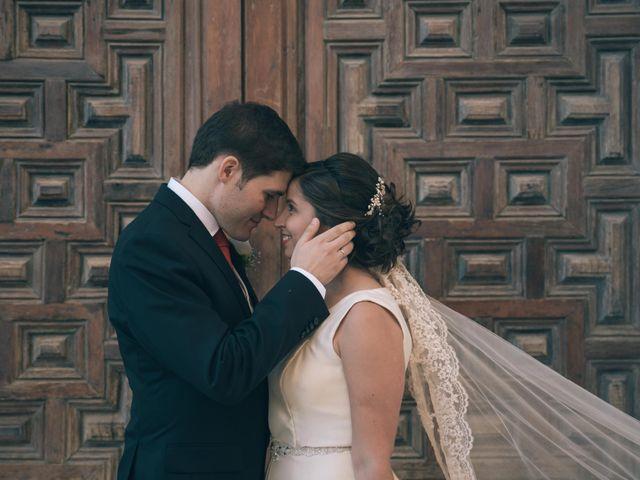 La boda de Jon y Elena en Málaga, Málaga 33