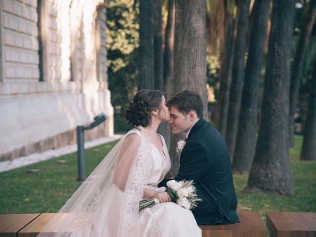 La boda de Jon y Elena en Málaga, Málaga 34