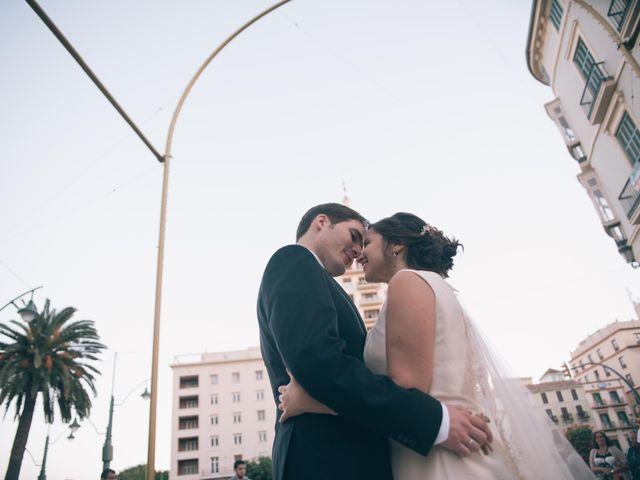 La boda de Jon y Elena en Málaga, Málaga 37