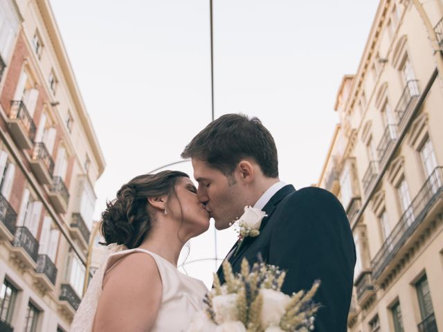 La boda de Jon y Elena en Málaga, Málaga 2