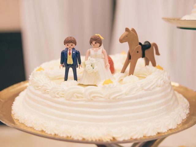 La boda de Jon y Elena en Málaga, Málaga 40
