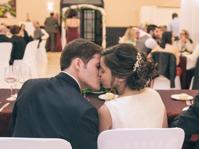 La boda de Jon y Elena en Málaga, Málaga 42