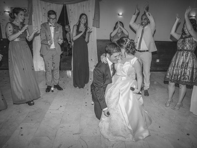 La boda de Jon y Elena en Málaga, Málaga 48