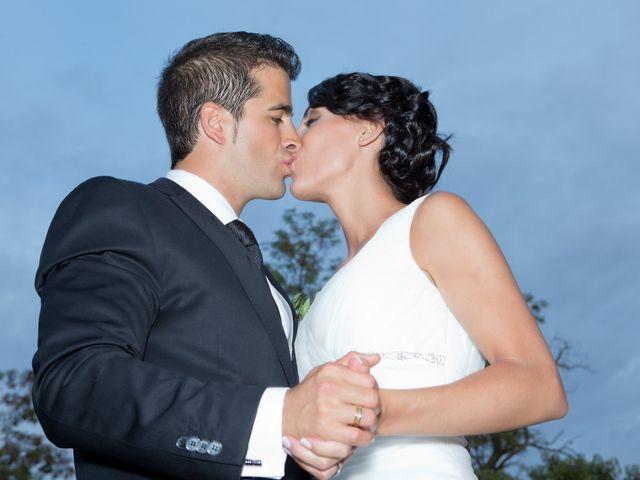 La boda de Patricia y José