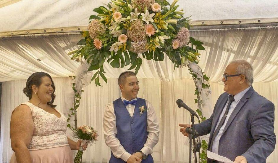 La boda de Javier y Jessenia en Las Palmas De Gran Canaria, Las Palmas