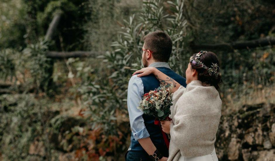 La boda de Antonio y Irene en Baños De Montemayor, Cáceres