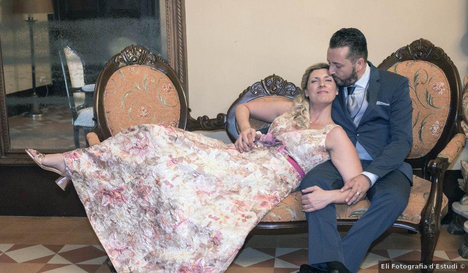 La boda de Oscar y Estefania en Torroella De Montgri, Girona