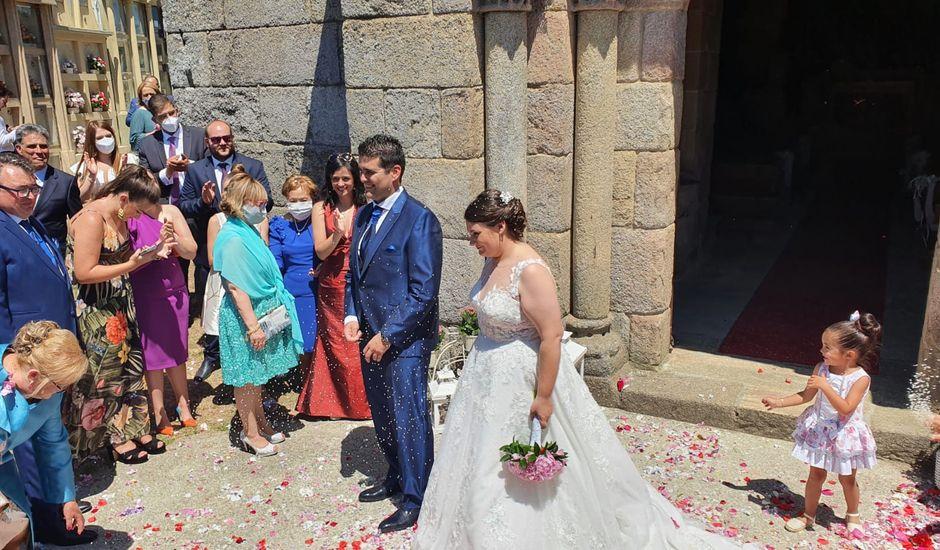 La boda de Carlos y Sandra en Barbadelo, Lugo