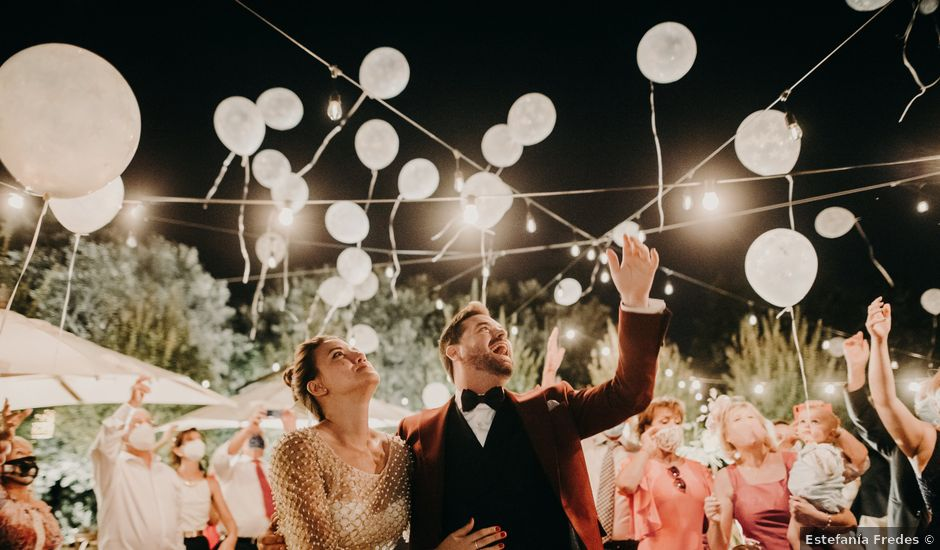 La boda de Richi y Laura en Collado Villalba, Madrid